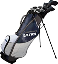 Wilson Golf Ultra Men's 9-Club Set w/Bag and Covers, Deepwater