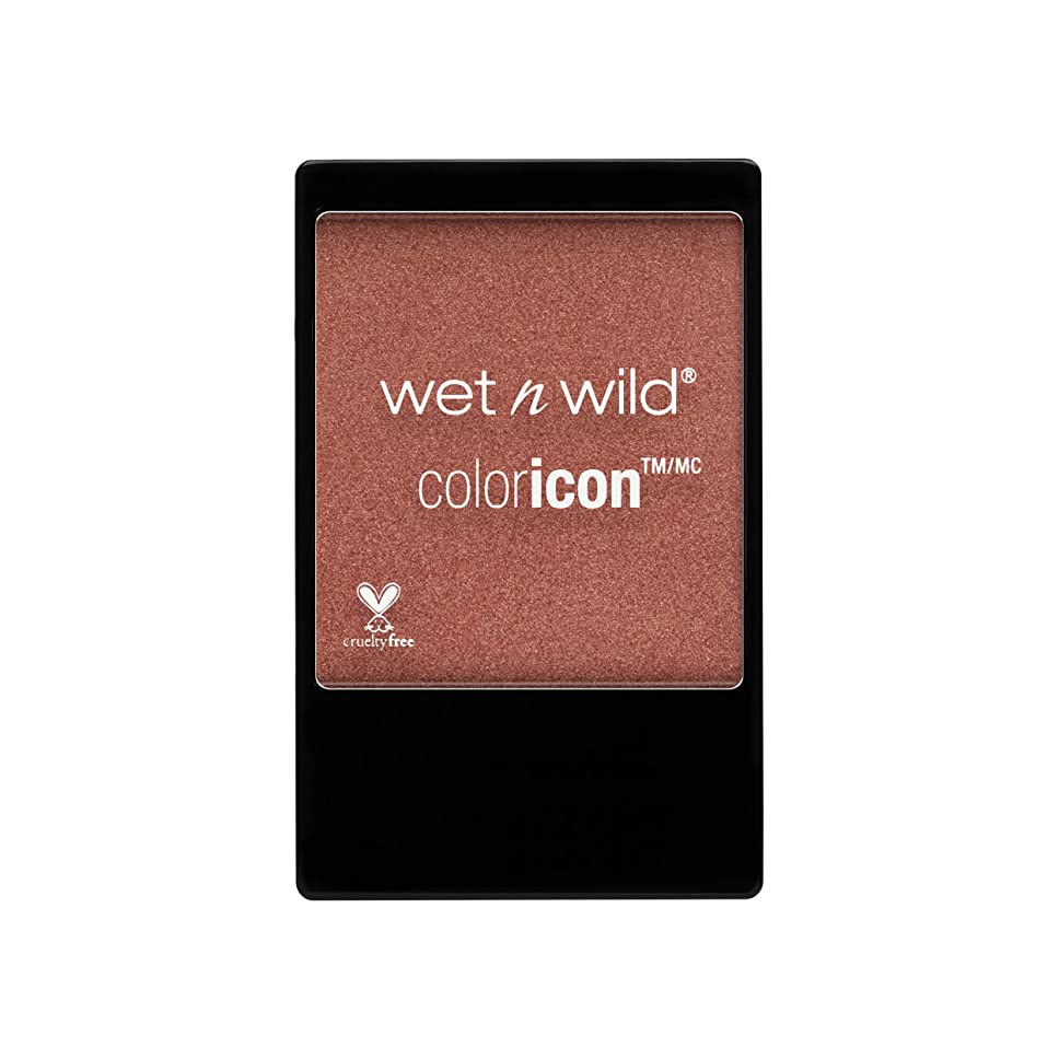 強制軽減引き出しWET N WILD Color Icon Blush (NEW!) - Blazen Berry (並行輸入品)