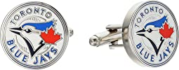 Cufflinks Inc. - Toronto Blue Jays Cufflinks
