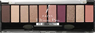 Faces Canada Ultime Pro Eyehadow Palette Rose 02 10 g (Multi-Color)