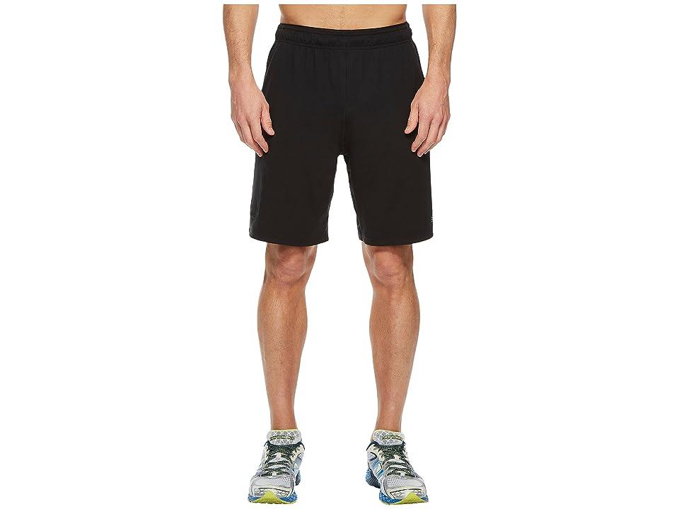 New Balance N Transit Shorts (Black) Men