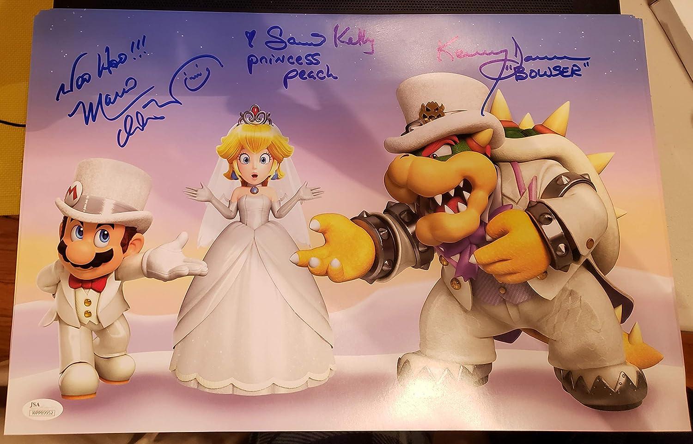 Peach bowser x Princess Peach
