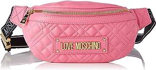 Love Moschino Donna, Marsupio, Collezione Primavera Estate 2021, Rosa, Unica