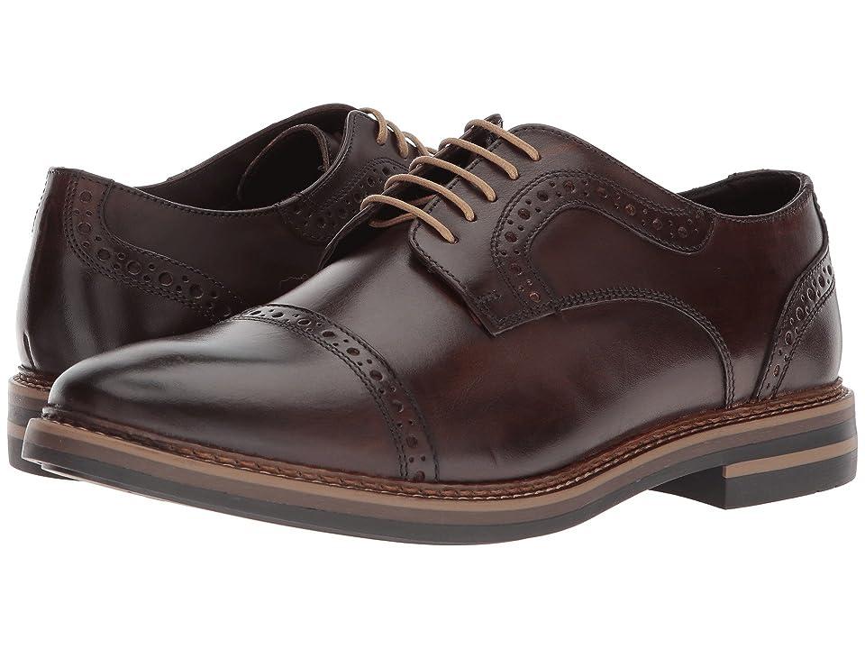 Image of Base London Butler (Brown) Men's Shoes