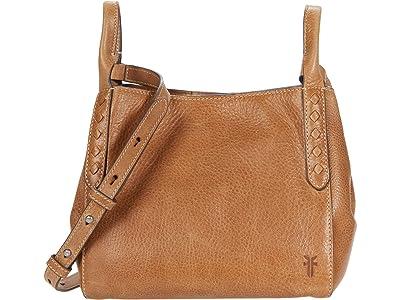 Frye Reed Bucket Crossbody (Tan) Handbags