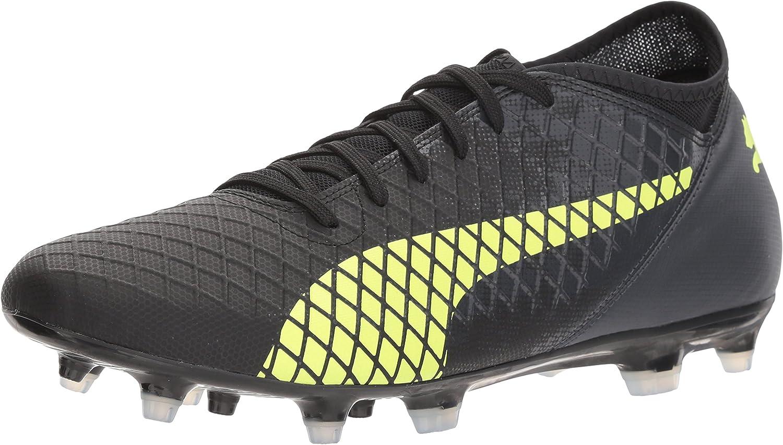 PUMA Men's Future 18.4 Firm Artificial Ground Soccer-Shoe