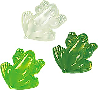 Passover Frog Reusable Ice Cubes - Freeze, Use, Refreeze and Reuse - Pesach Seder and Kitchen Accessories by The Kosher Cook