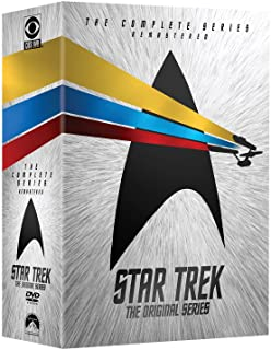 Star Trek: The Original Series: The Complete Series (Bilingual)