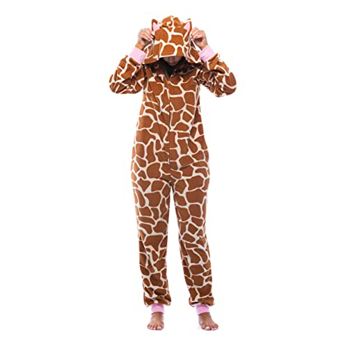 Just Love Adult Onesie with Animal Prints Pajamas a313cc08f