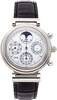 IWC Da Vinci Mechanical (Automatic) White Dial Mens Watch IW3750-06 (Certified Pre-Owned)