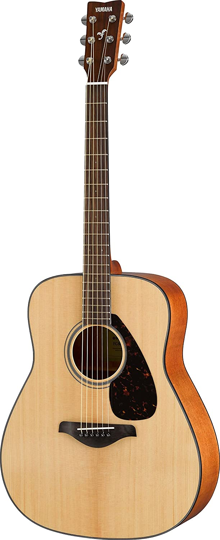 Yamaha FG800 Best Cheap Acoustic Guitar for Beginners