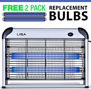wildjue bug zapper electronic insect killer