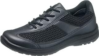 [アサヒメディカルウォーク]コンフォートウォーキングシューズ レディース メディカルウォーク WK L003 幅広4E メッシュタイプ ファスナー付き ひざにやさしい靴