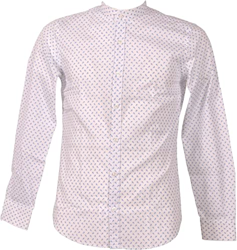 Camicia ART21 hommes ART21 cod.SP201L981158 Bianco Taille 38