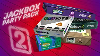 jackbox games 2 players