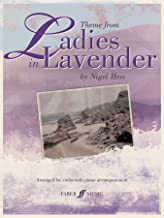 Ladies in Lavender (Theme from the Motion Picture): Score & Part (Faber Edition)