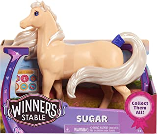 Winner's Stable 7-Inch Collectible Horse - Sugar, Multicolor, for kids age 3+