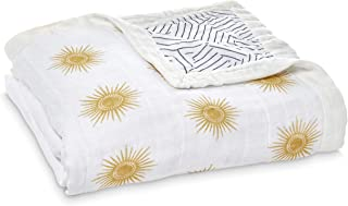aden + anais Silky Soft Dream Blanket, Golden Sun - Sun
