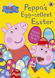 Peppa's Egg-cellent Easter Sticker Activity Book (Peppa Pig)