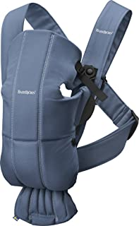 boppy comfy fit baby carrier heathered gray
