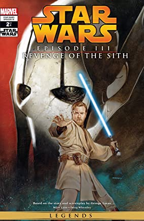 Star Wars: Episode III - Revenge of the Sith (2005) #2 (of 4) (English Edition)