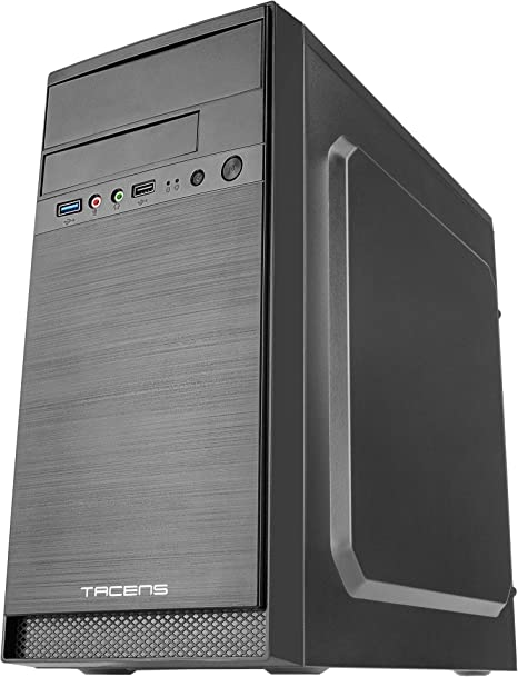 Tacens Anima AC016 - Caja de ordenador para PC (Micro ATX, semitorre), negro: Tacens: Amazon.es: Informática