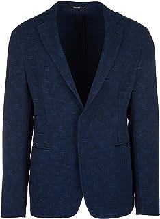 Emporio Armani Men's Jacket Blazer Blu