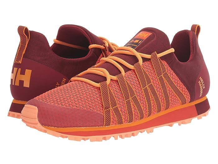 Helly Hansen  Vardapeak V2 (Oxblood/Cherry Tomato/Papaya/Melon) Mens Shoes