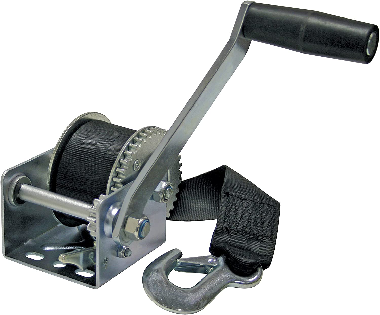 Reese Powersports Spring new work 7019400 Marine 600 SALENEW very popular! Winch Lb.