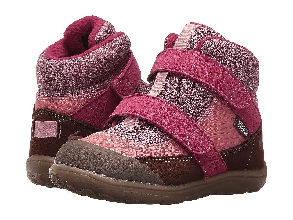 See Kai Run Kids Atlas WP/IN (Toddler/Little Kid) (Pink) Girl