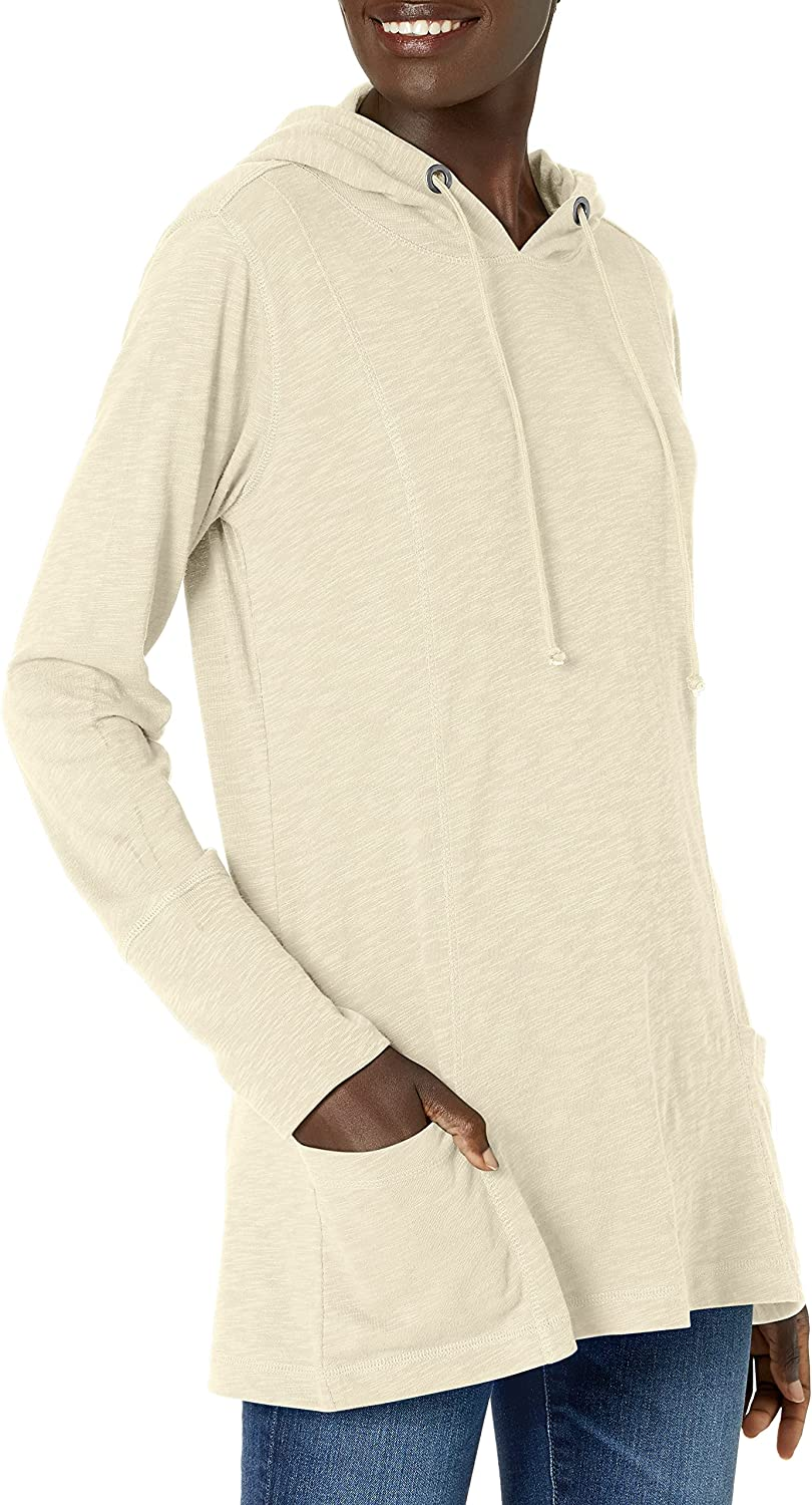 Max 81% OFF Industry No. 1 Jag Jeans Women's Gemma Hooded Tunic Pullover