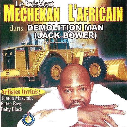 on Bowerby manJack Demolition Mechekan l'Africain Amazon 9IeHEYWD2