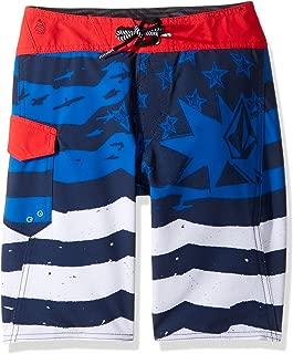 Volcom Boys' Big Youth of July Mod 18 Boardshort