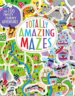 Totally Amazing Mazes (Puzzle)