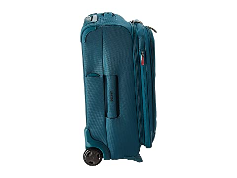 Original Sale Online Amazing Price Cheap Online Delsey Hyperglide Expandable 2-Wheel Carry-On Teal Cheap Sale Best Sale Buy Online Outlet Wwtupr9