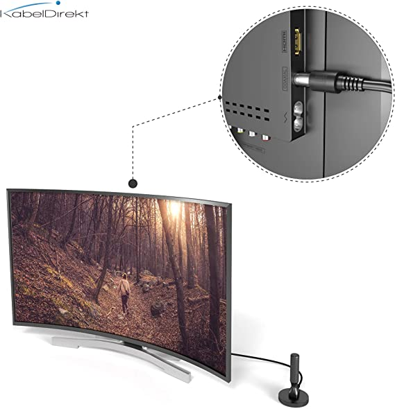 Kabeldirekt Dvb T2 Hd Dvb T Antenne Elektronik