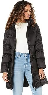 A|X Armani Exchange Women's Armani Exchange Long Puffer Jacket