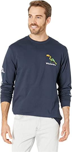 Bad Bird Long Sleeve Tee