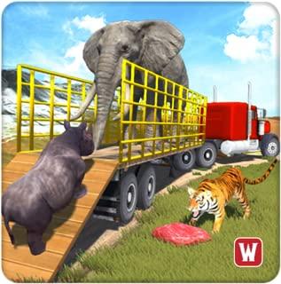 Offroad Wild Animals Transport