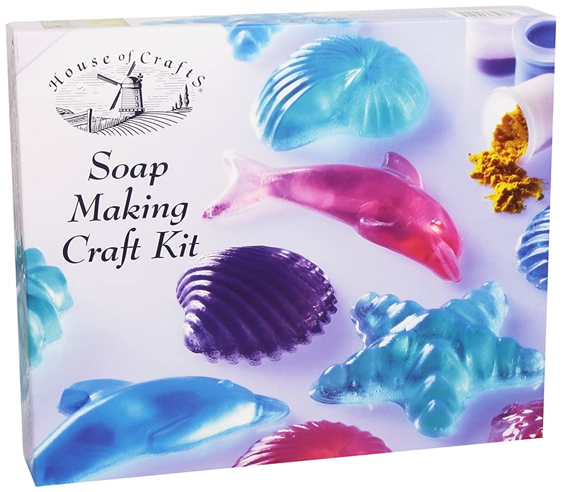 House Of Craft Soap Making Kit