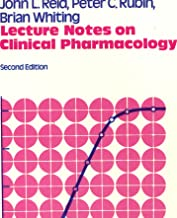 Lecture Notes on Clinical Pharmacology