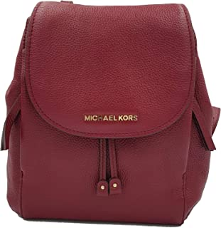 Michael Kors Riley MD Backpack Leather Mulberry