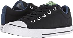Chuck Taylor All Star Street Slip (Little Kid/Big Kid)