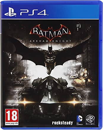 Batman: Arkham Knight By Warner Bros Interactive Region 2 - Playstation 4