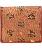 MCM - Spektrum Visetos Flap Wallet/Two-Fold Mini