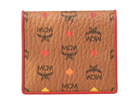 MCM Spektrum Visetos Flap Wallet/Two-Fold Mini