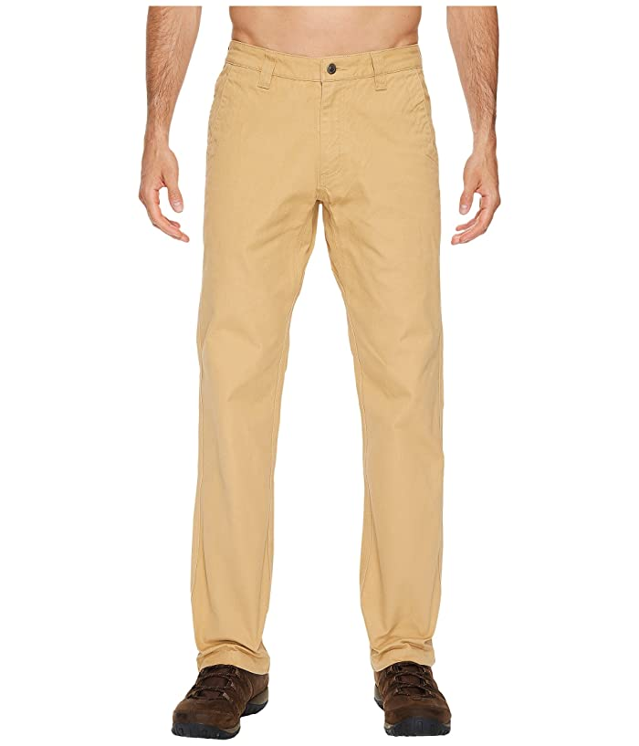 Mountain Khakis  Original Mountain Pants Slim Fit (Yellowstone) Mens Casual Pants