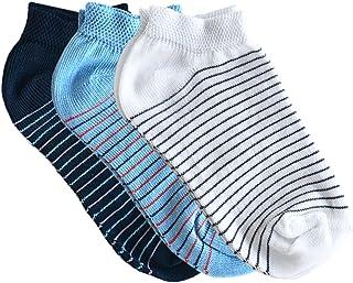 Fontana Calze, 6 paia di calze bimbo in cotone Filo di Scozia elasticizzato modello pariscarpa.