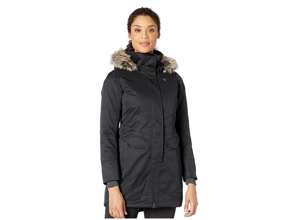 Obermeyer Sojourner Down Jacket (Black) Women