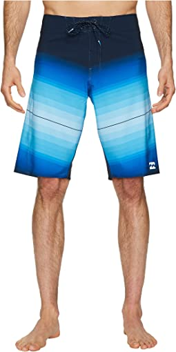 Billabong Fluid X Boardshorts
